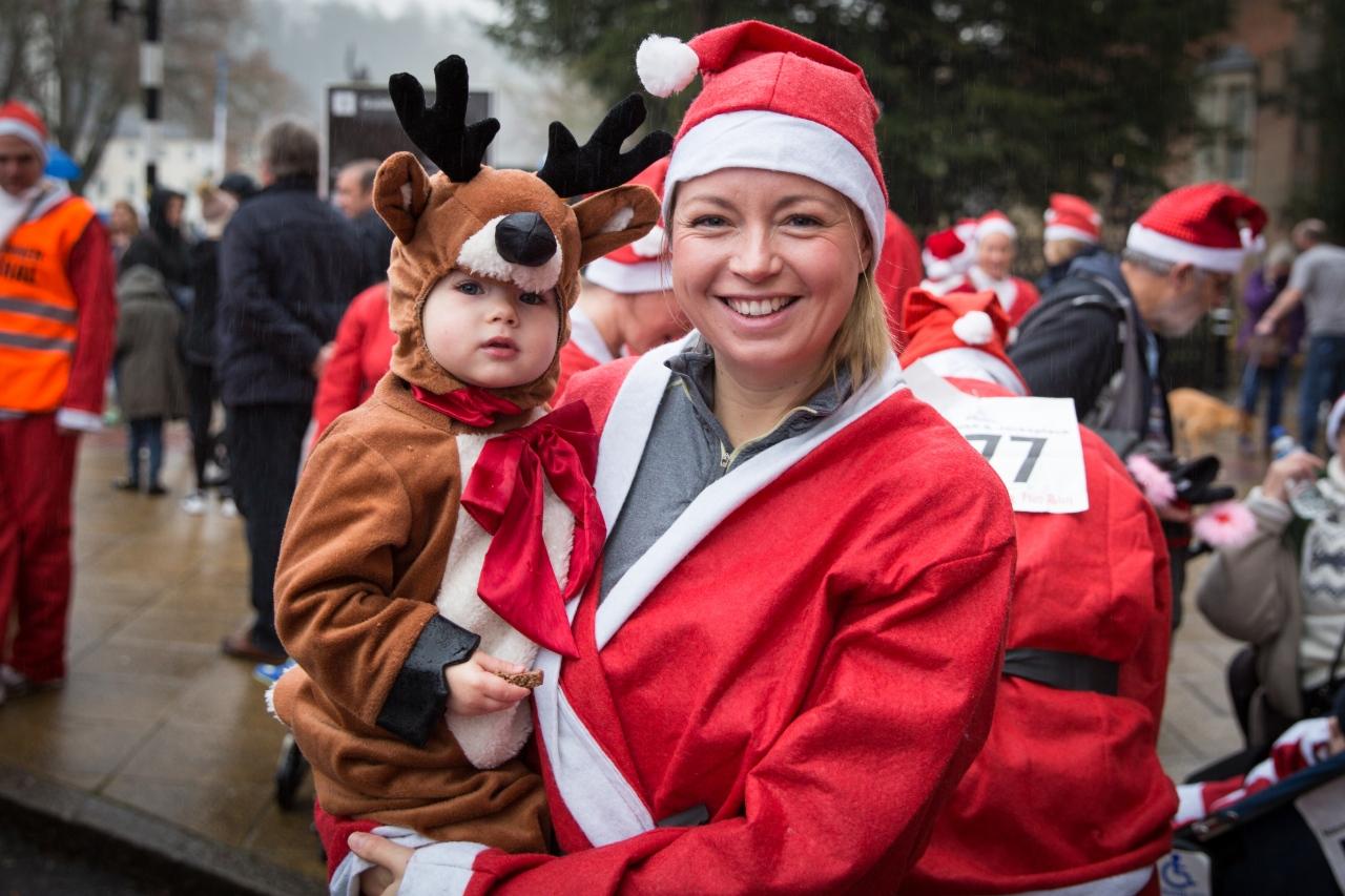 Santa Fun Run mum and baby.jpg